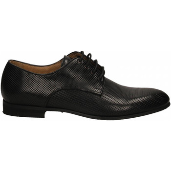 Chaussures Homme Derbies Brecos VITELLO nero