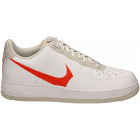 Chaussures Homme Fitness / Training Nike AIR FORCE 1 '07 LV8 white-orange