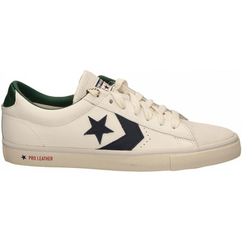 Chaussures Homme Baskets basses Converse PRO LEATHER VULC OX white-obsidian