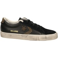Chaussures Homme Baskets basses All Star PRO LEATHER VULC DIS black-nero
