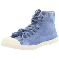 Chaussures Femme Baskets montantes Natural World Baskets  ref_48879 Bleu bleu