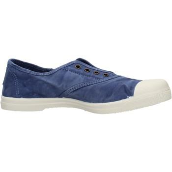 Chaussures Garçon Baskets basses Natural World - Sneaker blu 102E-628 BLU