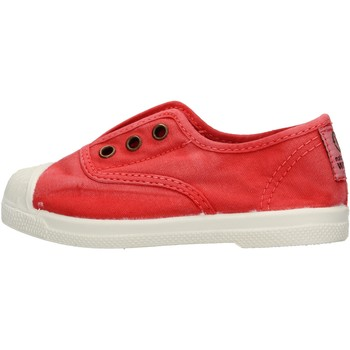 Chaussures enfant Natural World - Scarpa elast rosso 470E-652