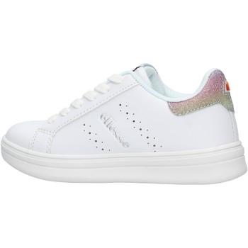 Chaussures Garçon Baskets basses Ellesse - Urban bianco/multi ES0015S0055 BIANCO