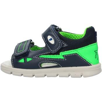 Chaussures Garçon Sandales et Nu-pieds Falcotto - Sandalo blu KNIK-1C38 BLU
