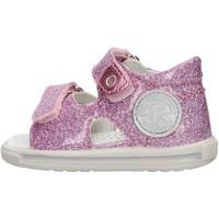 Chaussures Fille Sandales et Nu-pieds Falcotto - Sandalo rosa NEMO-0M02 ROSA