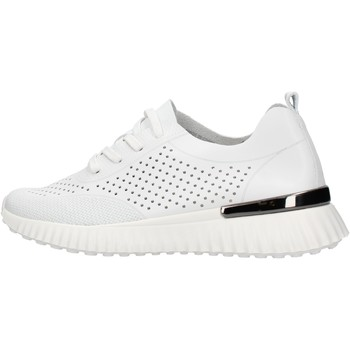 Chaussures Femme Baskets basses Grunland - Sneaker bianco SC5408 BIANCO