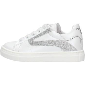 Chaussures Garçon Baskets basses Balducci - Sneaker bianco BUTT1570 BIANCA