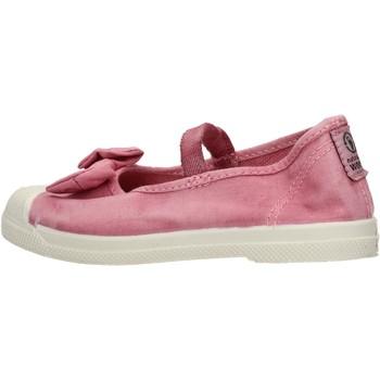 Chaussures Fille Baskets basses Natural World - Ballerina rosa 473E-603 ROSA