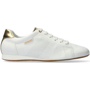Chaussures Femme Baskets basses Mephisto Derbie cuir BESSY Noir