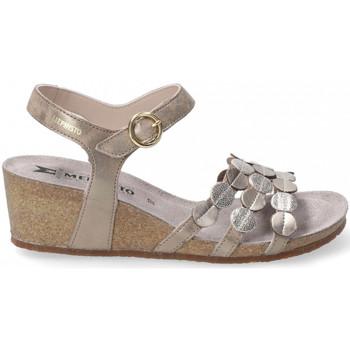 Chaussures Femme Sandales et Nu-pieds Mephisto Sandale cuir MATILDE Noir