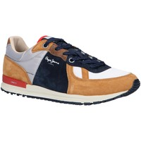Chaussures Homme Baskets basses Pepe jeans PMS30617 TINKER Marr?n