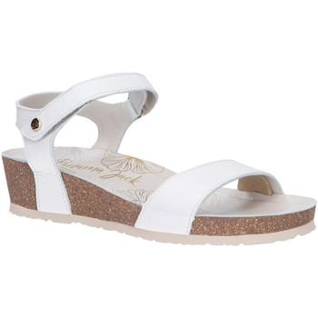 Chaussures Femme Sandales et Nu-pieds Panama Jack Capri Nacar B1 Blanco