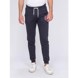 Vêtements Homme Pantalons de survêtement Ritchie Pantalon jogging CABARA Bleu marine