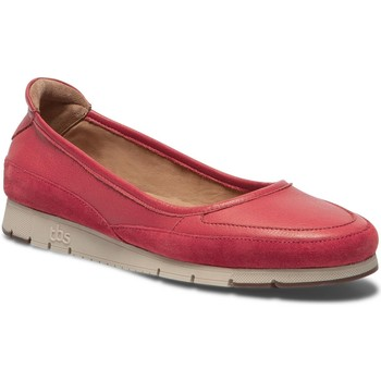 Chaussures Femme Ballerines / babies TBS CAPELLI Rouge