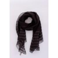 Accessoires textile Femme Echarpes / Etoles / Foulards Sandro Ferrone A42-PAOLINA Noir