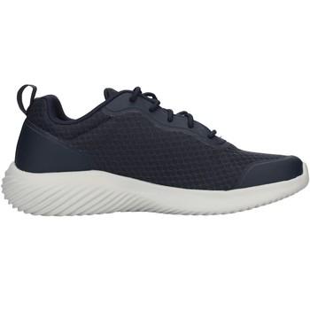 Chaussures Homme Baskets basses Skechers 232005 Bleu