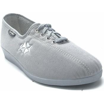 Chaussures Femme Chaussons Semelflex JAVA 2 GRIS