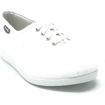 Chaussures Femme Chaussons Semelflex JAVA 2 BLANC
