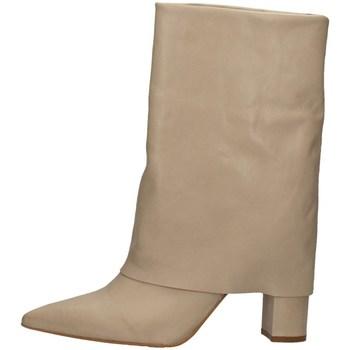 Chaussures Femme Bottes ville Marlena D2792 BEIGE