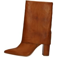 Chaussures Femme Bottes ville Marlena D2792 CUIR