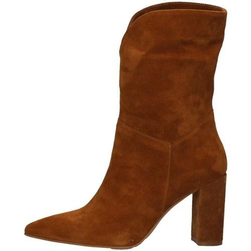 Chaussures Femme Bottes ville Marlena V2785 CUIR