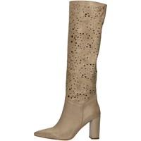 Chaussures Femme Bottes ville Marlena FD2782 BEIGE