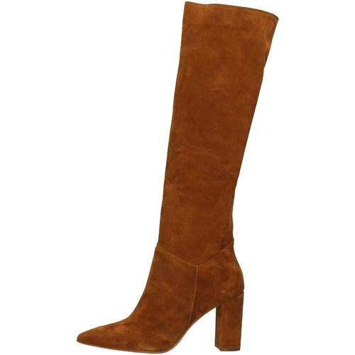 Chaussures Femme Bottes ville Marlena D2791 CUIR