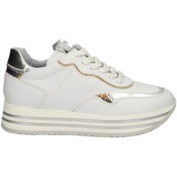 Chaussures Fille Baskets basses NeroGiardini E031470F BLANC