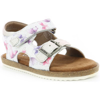 Chaussures Fille Mules Kickers Funkyo BLANC
