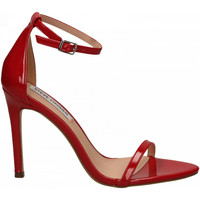 Chaussures Femme Sandales et Nu-pieds Steve Madden ABBY PATENT red