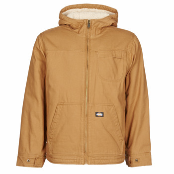 Vêtements Homme Blousons Dickies DUCK SHERPA Marron