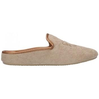 Chaussures Femme Chaussons Norteñas 9-35-23 Mujer Beige beige