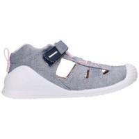 Chaussures Fille Sandales et Nu-pieds Biomecanics 202206 Niña Azul marino bleu