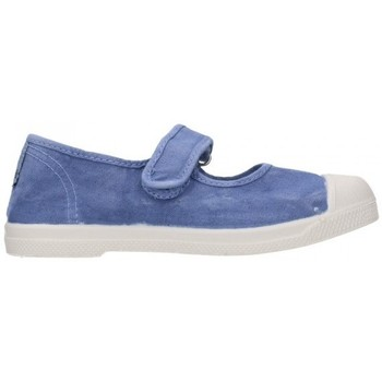 Chaussures Fille Baskets mode Natural World 476E 690 Niña Celeste bleu