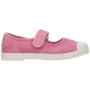 Chaussures Fille Baskets mode Natural World 476E 603 Niña Rosa rose