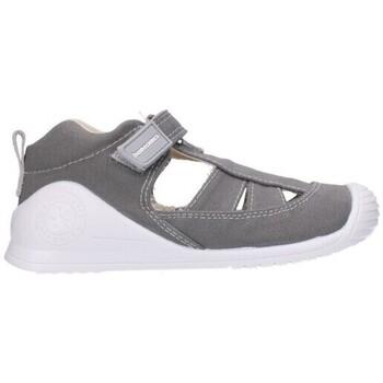 Chaussures Garçon Sandales et Nu-pieds Biomecanics 202211 marengo Niño Gris gris