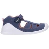 Chaussures Garçon Sandales et Nu-pieds Biomecanics 202202 Niño Azul marino bleu