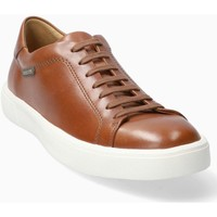 Chaussures Homme Baskets basses Mephisto Chaussure CRISTIANO Blanc Marron