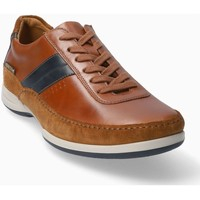 Chaussures Homme Baskets basses Mephisto Basket RENZO Bleu Marron