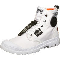 Chaussures Femme Boots Palladium 20e 76419 blanc