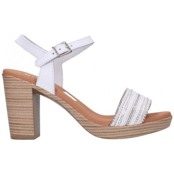 Chaussures Femme Sandales et Nu-pieds Oh My Sandals 4726 BLANCO Mujer Blanco blanc