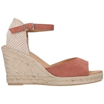 Chaussures Homme Espadrilles Paseart ADN/A383 ANTE ROSA PRADA Mujer Rosa rose