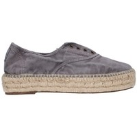 Chaussures Homme Espadrilles Natural World 687E  623 Mujer Gris gris