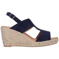 Chaussures Homme Espadrilles Paseart HIE/S324 SERRAJE MARINO Mujer Azul marino bleu