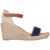 Chaussures Homme Espadrilles Paseart HIE/A436 ANTE JEANS Mujer Jeans bleu