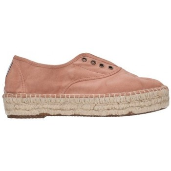 Chaussures Homme Espadrilles Natural World 687  531 Mujer Nude rose
