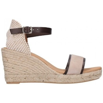 Chaussures Homme Espadrilles Paseart HIE/A436 ANTE TAUPE Mujer Taupe marron