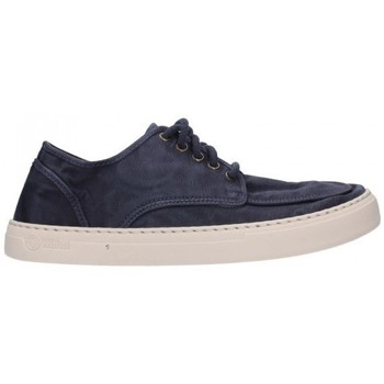 Chaussures Homme Baskets basses Natural World 6604E 677 Hombre Azul marino bleu