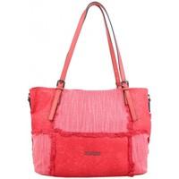 Sacs Femme Cabas / Sacs shopping Mac Alyster Sac trapèze  Inspiration panache rouge Multicolor